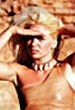 Affiche Cavegirl