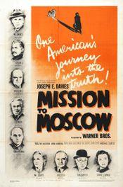 Affiche Mission à Moscou