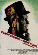 Affiche Tony Rome est dangereux