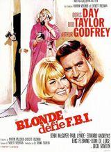 Affiche La blonde défie le FBI