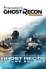 Jaquette Ghost Recon Wildlands : Ghost Recon Future Soldier