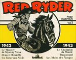 Couverture Red Ryder, vol.1 - 1942-1943