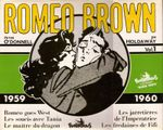 Couverture Romeo Brown, intégrale 1 - 1959-1960