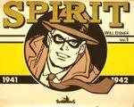 Couverture Le Spirit, vol.1 - 1941-1942
