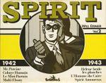 Couverture Le Spirit, vol.2 - 1942-1943