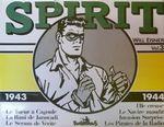 Couverture Le Spirit, vol.3 - 1943-1944