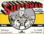 Couverture Superman, vol.4 - 1940-1941