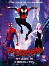Affiche Spider-Man : New Generation