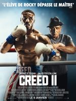 Affiche Creed II
