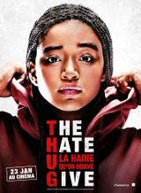 Affiche The Hate U Give – La Haine qu'on donne