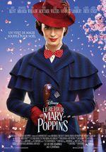 Affiche Le Retour de Mary Poppins
