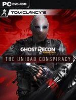 Jaquette Ghost Recon Wildlands : Unidad Conspiracy