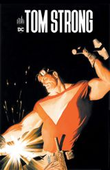 Couverture Tom Strong, Intégrale Tome 1