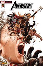 Couverture Jusqu'à la mort (IV) - Marvel Legacy : Avengers, tome 6