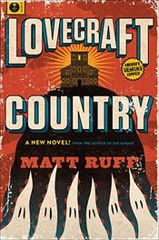 Couverture Lovecraft Country