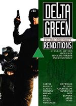 Couverture Delta Green: Extraordinary Renditions