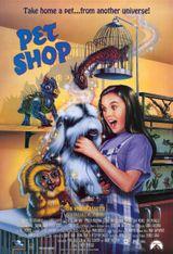 Affiche Pet Shop