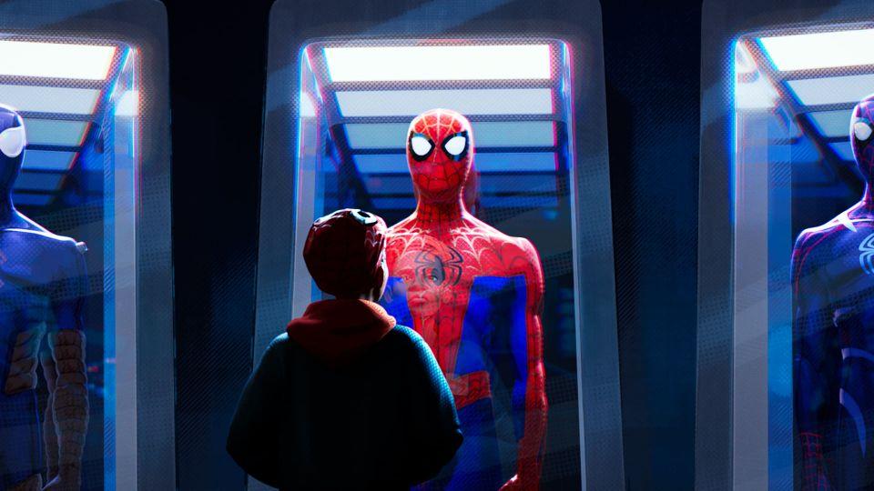 affiches posters et images de spiderman  new generation