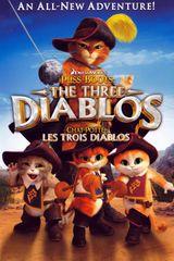 Affiche Le Chat Potté : Les Trois Diablos