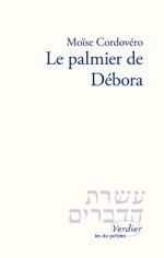 Couverture Le Palmier de Débora