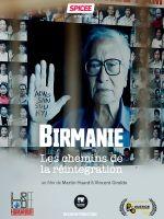 Affiche Birmanie : les chemins de la réintégration