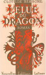 Couverture L'élue du dragon