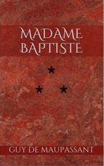 Couverture Madame Baptiste