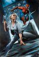Jaquette Marvel's Spider-Man : Le retour de Silver