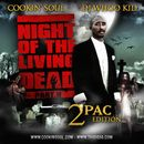 Pochette Night of the Living Dead, Part. II: 2Pac Edition