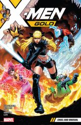 Couverture X-Men Gold (2017), tome 5