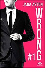 Couverture Wrong, Tome 1 : Wrong