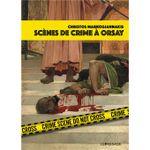 Couverture Scènes de crime à Orsay