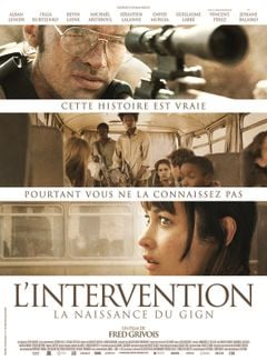Affiche L'Intervention