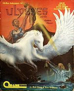 Jaquette Ulysses and the Golden Fleece