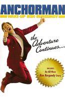 Affiche Wake Up, Ron Burgundy: The Lost Movie