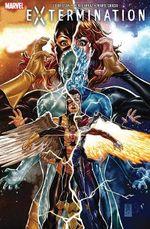 Couverture X-Men: Extermination