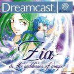 Jaquette ZIA & the Goddesses of Magic