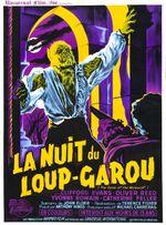 Affiche La nuit du Loup-Garou