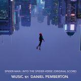 Pochette Spider-Man: Into the Spider-Verse (Original Score) (OST)