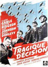 Affiche Tragique décision