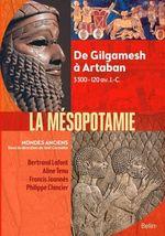 Couverture La Mésopotamie
