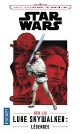 Couverture Luke Skywalker : Légendes