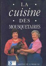 Affiche La Cuisine des Mousquetaires