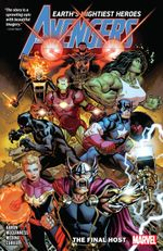 Couverture Avengers (2018), tome 1