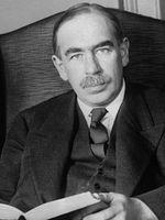 Photo John Maynard Keynes