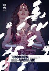Couverture Attaque contre les Amazones - Wonder Woman (Rebirth), tome 6