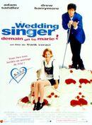 Affiche Wedding Singer : Demain on se marie !