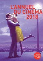 Couverture L'Annuel du Cinéma 2018