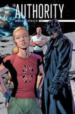 Couverture The Authority (DC Essentiels), tome 1
