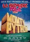 Affiche La Première Folie des Monty Python